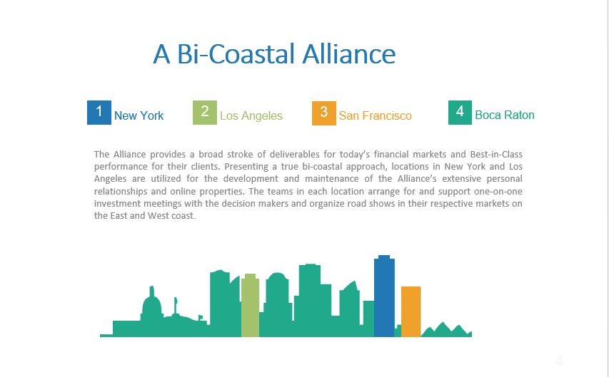 Bi-Coastal Alliance Page 1