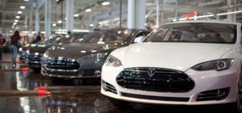 Tesla at odds with Panasonic?