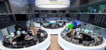 European stocks get ECB boost, euro fades