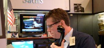 Goldman Sachs earnings dip on trading declines