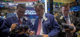 Wall Street ends lower