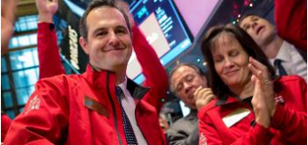 Lending Club Shares Soar More Than 60% In Its IPO