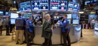 Wall Street rallies on data after three-day slump