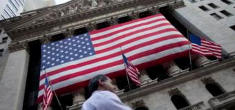 U.S. Stocks Trim Monthly Gain as Data Raise Concern on Economy