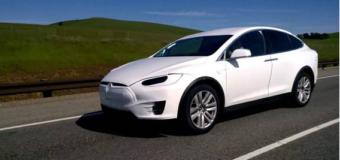 Tesla Model X Delivery Schedule On Target, Model 3 On Schedule Too