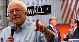 Trump And Cruz Push Tax Cuts For The Rich: Sanders' Tax Wall St. Plan Would Raise $300 Billion