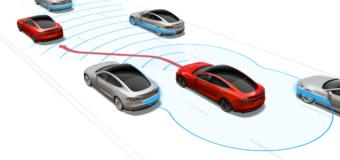 Elon Musk's Tesla Rolls Out Autopilot 8.0 Update