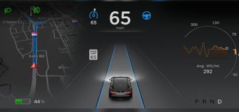 Elon Musk Details Autopilot 8.0 Update
