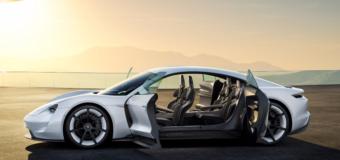 Porsche joins race for electric vehicles