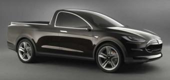 Elon Musk Promises Tesla Pickup Truck