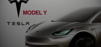 New Tesla Model Y Set for 2019